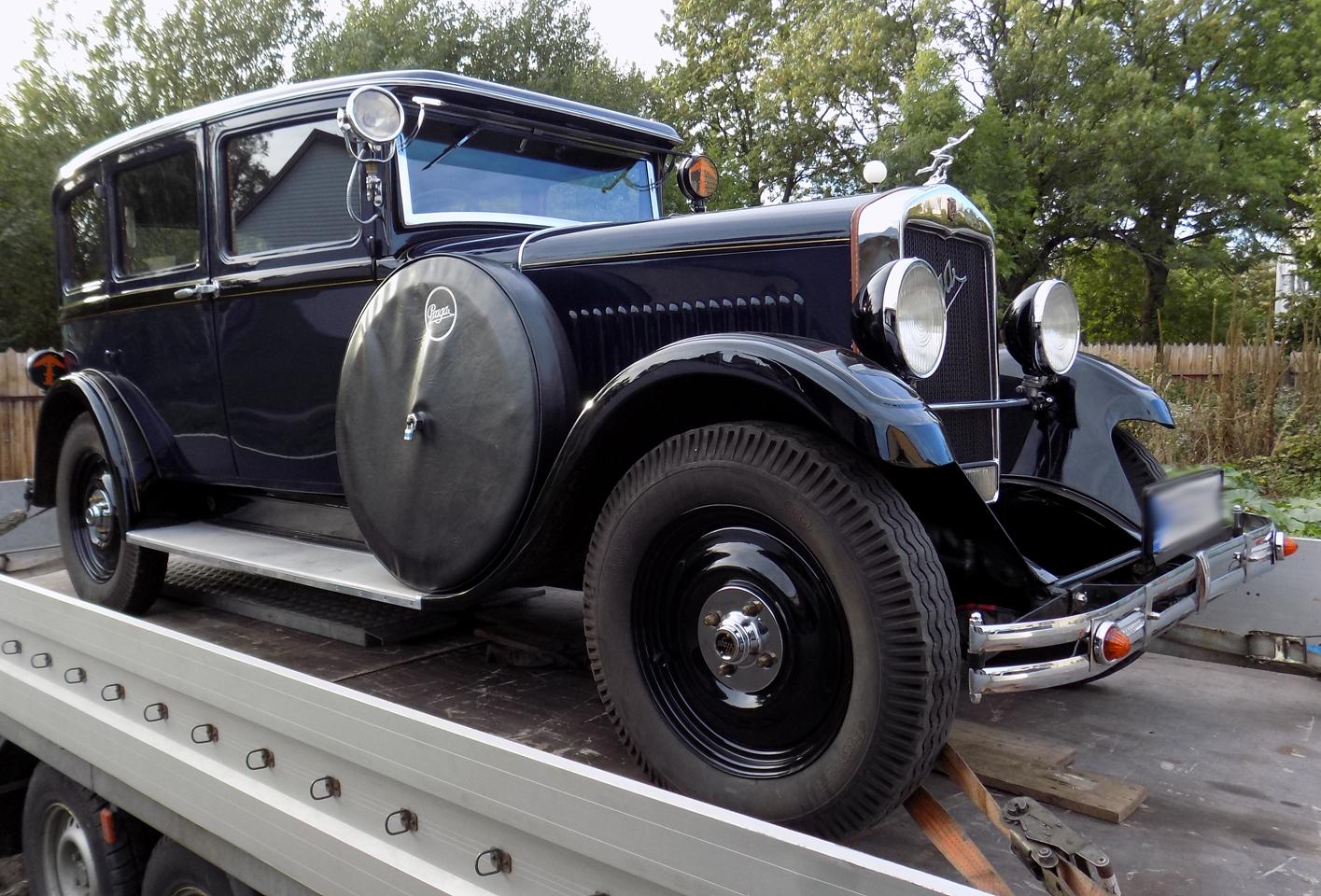 Praga Alfa 6 1932